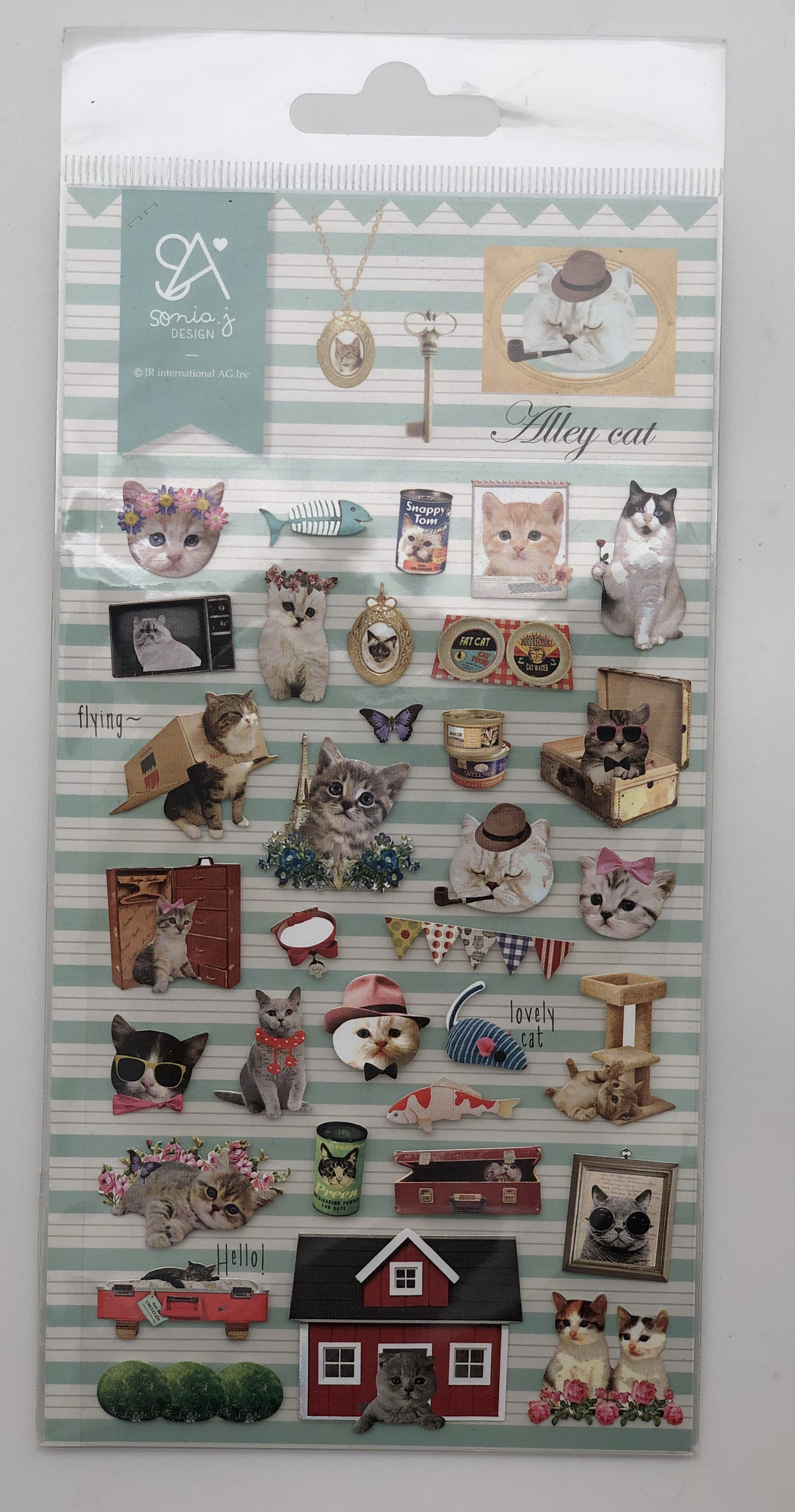 Sonia-J-Alley-Cat-Journal-Stickers